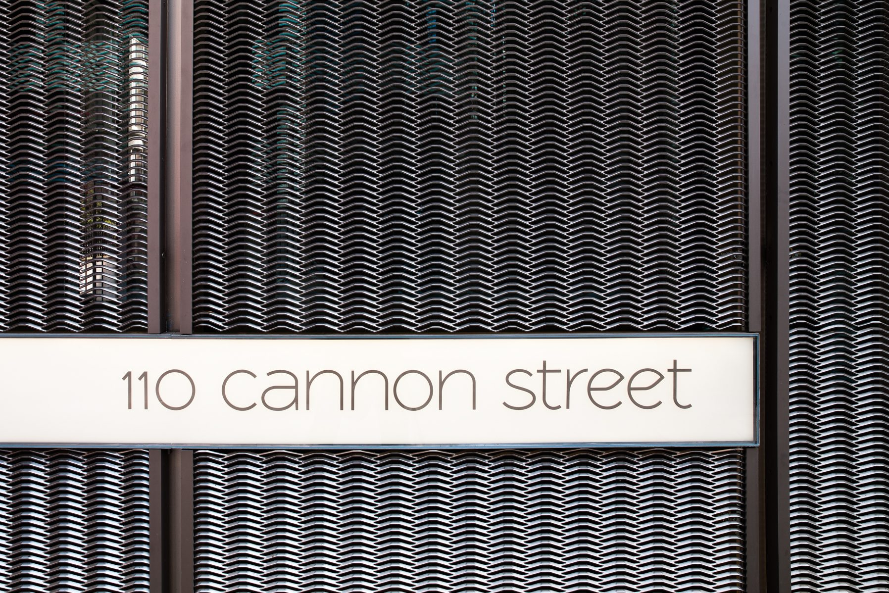 110 Cannon Street・London