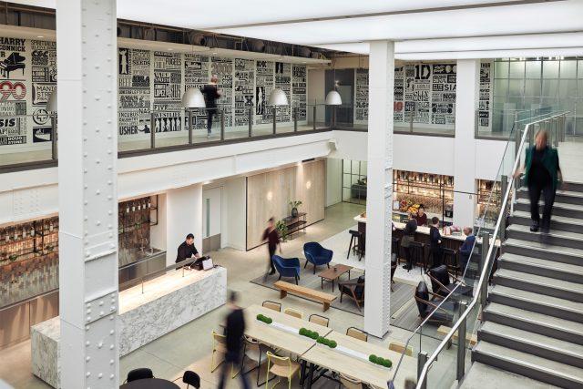 MoreySmith | Workplace | Sony Music | London - Sony Music