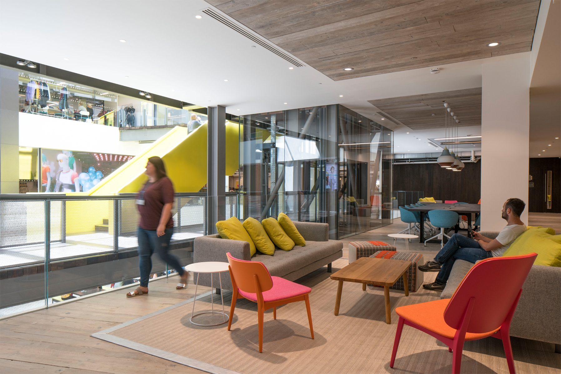 Primark UK HQ・Reading