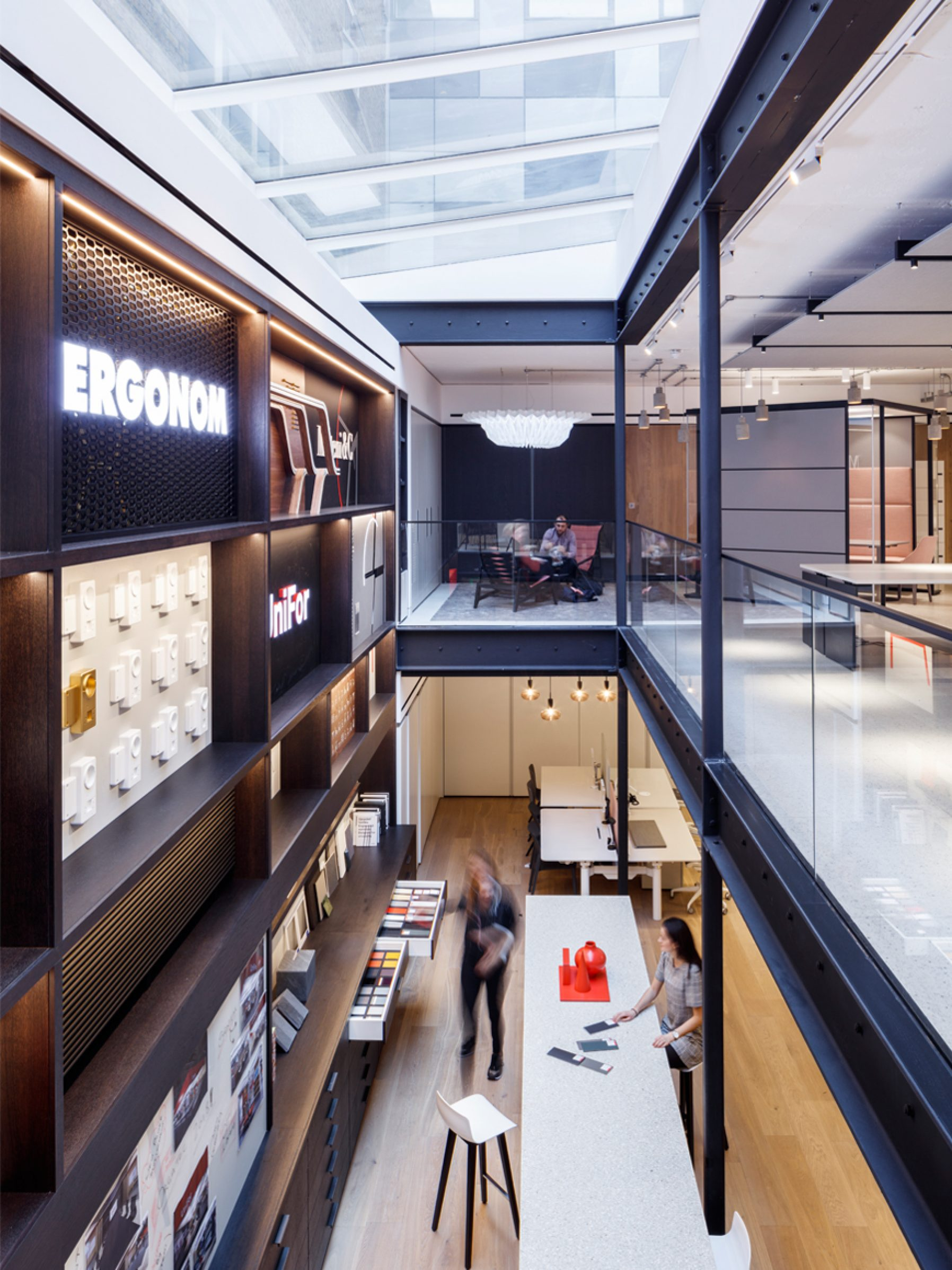 Ergonom Showroom・London