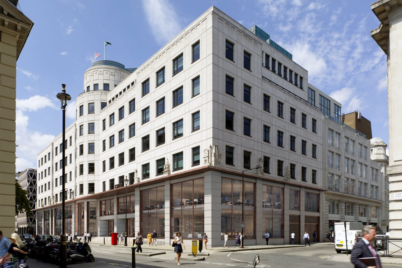 CBRE UK HQ・London