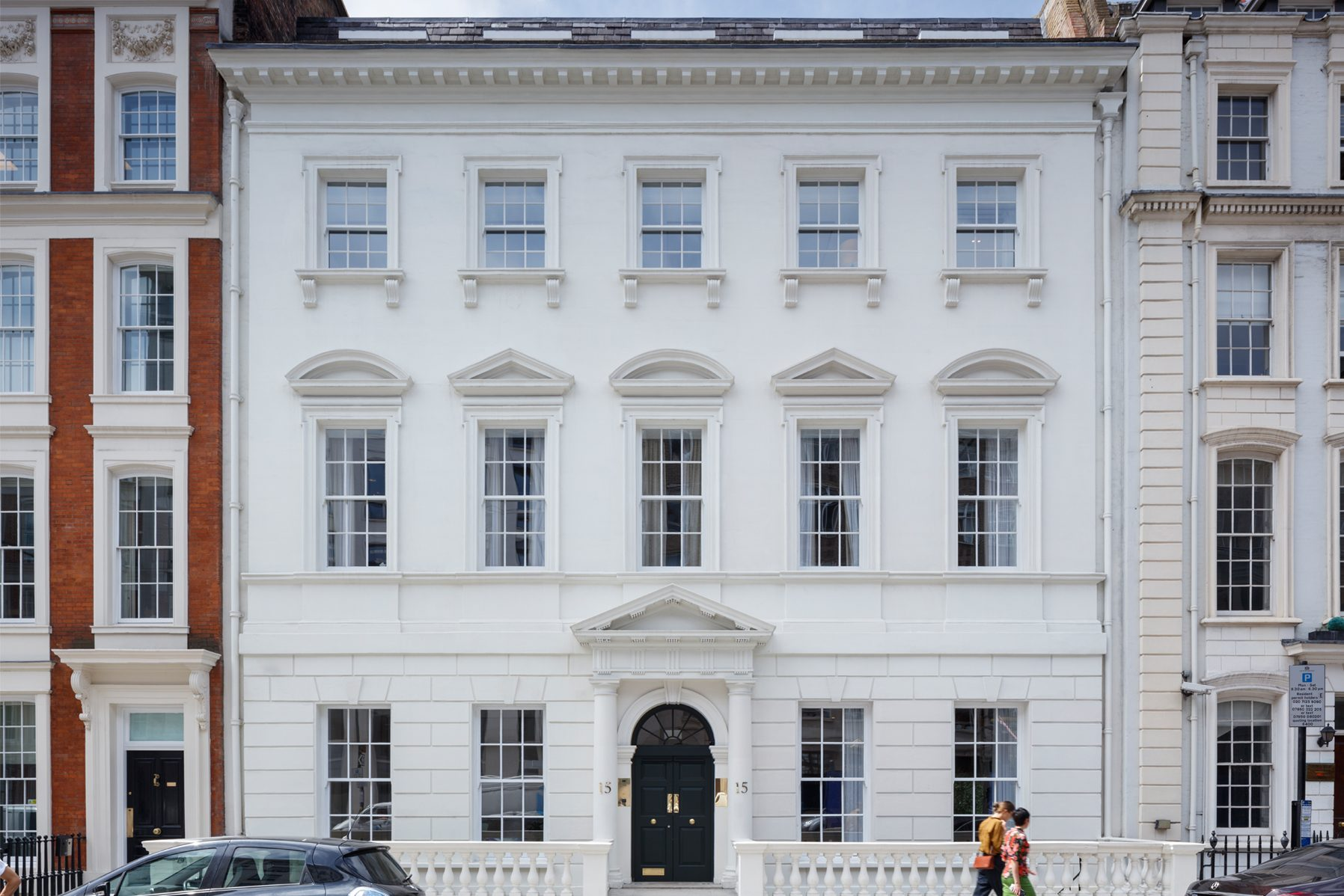 LVMH House・London