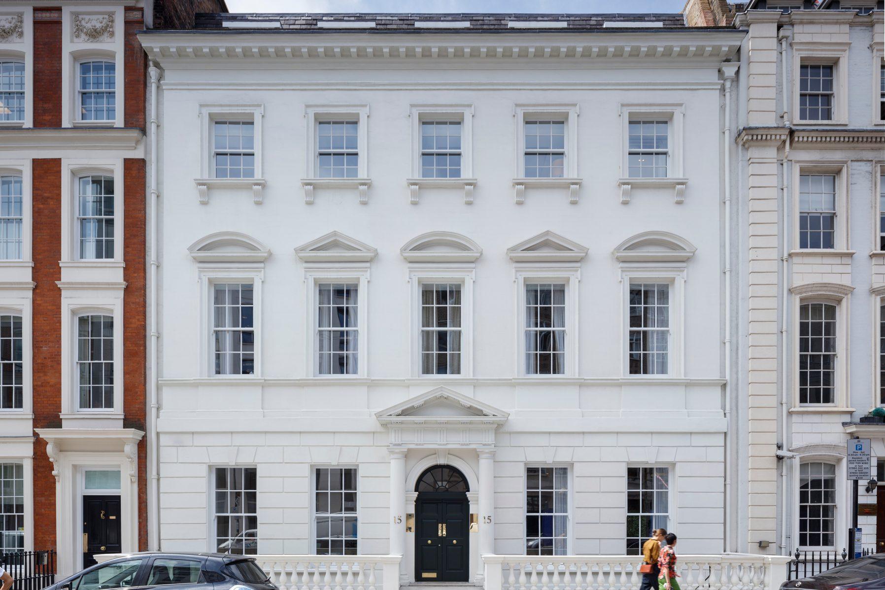 LVMH House・London