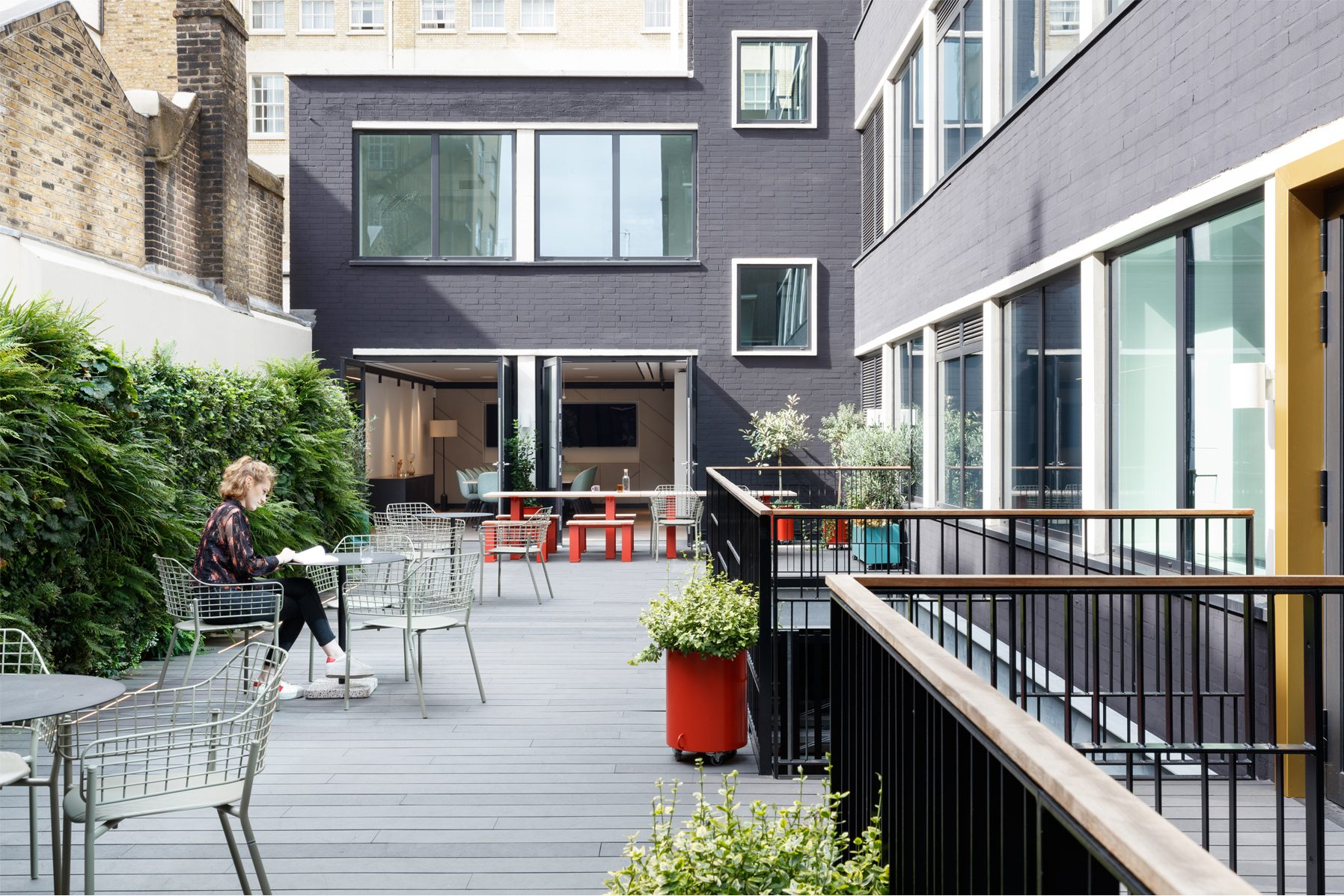 Seymour Mews House・London